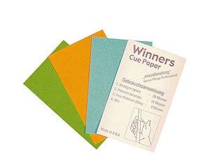 Alisador de punteras - Winner cue Paper
