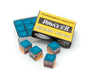 Pioneer Blue Chalk - 12 pcs Box