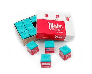 Master Green Chalk - 12 pcs Box