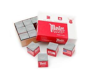 Tiza Gris Master - Caja de 12 unidades