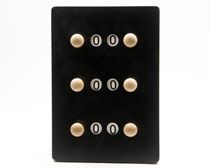 Carom Billiard Scoreboard