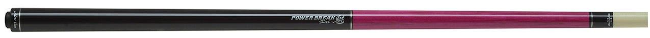 Mezz Power Break Kai Break Cue PBKW-R - No Wrap - Pink