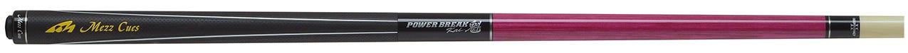 Queue de Casse Mezz Power Break Kai PBKG-R - Grip XPG Sport - Rose