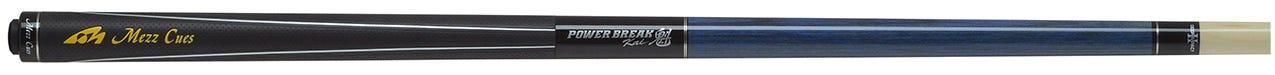 Queue de Casse Mezz Power Break Kai PBKG-A - Grip XPG Sport - Bleu