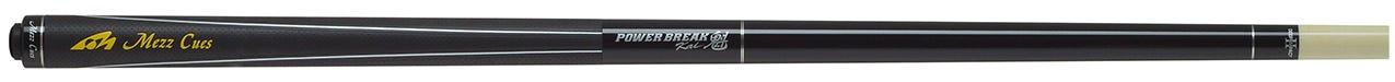 Queue de Casse Mezz Power Break Kai PBKG-K - Grip XPG Sport - Noire