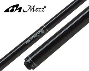 Mezz Power Break Kai Break Cue PBKW-K - No Wrap - Black
