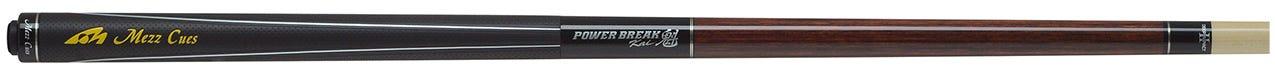 Queue de Casse Mezz Power Break Kai PBKG-T - Grip XPG Sport - Marron