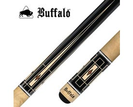 Buffalo Century No. 2 Karambol Billard Queue + Koffer