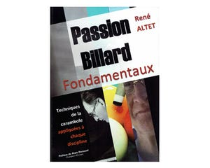 Buch Passion Billard Fondamentaux - René ALTET (FRA)