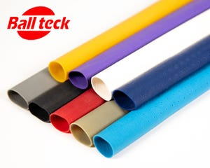 Ball Teck Grip with holes