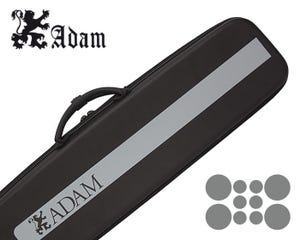 Adam Sublime 4x6 Billiard Cue Case
