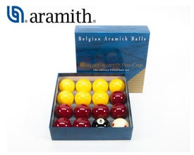 Aramith Pro-Cup 50,8 mm Blackball Poolballen