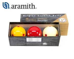 Aramith Pro-Cup Prestige 61,5 mm Karambol Billardkugeln