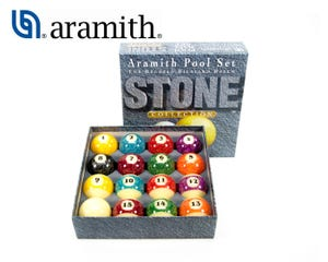 Aramith Stone Pool/Billiard Ball Set