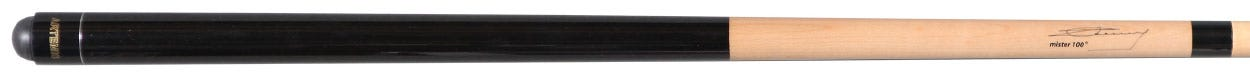 Artemis mister 100 Curly Maple / Black Pearl Carom Cue