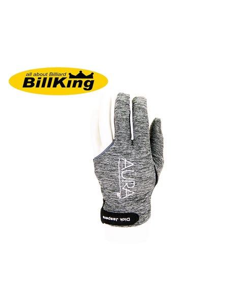 Billard handschuh Aura Dick Jaspers - Grau