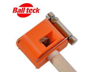 Taille Procédé pour queue de billard Ball Teck