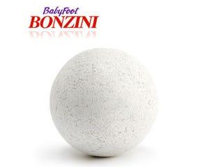 Bonzini White Cork Foosball Ball