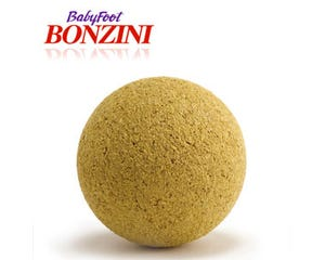 Bonzini Yellow Cork Foosball Ball