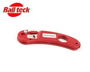 Ball Teck Safe Knife for cutting tips