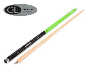 BCE Christophe Lambert Break Cue Green