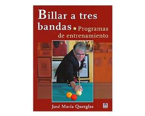 Billar a Tres Bandas - Programas de entrenamiento (Spanish)
