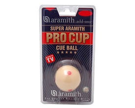 Aramith Pro-Cup Cue Ball - Pool Billiard Ball