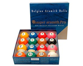 Bolas de Billar Pool US Aramith Pro-Cup TV 57,2 mm