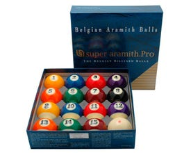 Bolas de Billar Pool US Aramith Super Pro 57,2 mm