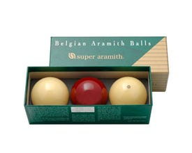 Super Aramith Traditional Carom Billiard Balls