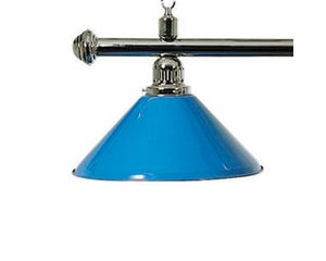 Billiard Table Light - Blue