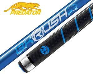 Predator Blue Streak BK Rush Break Cue - SW