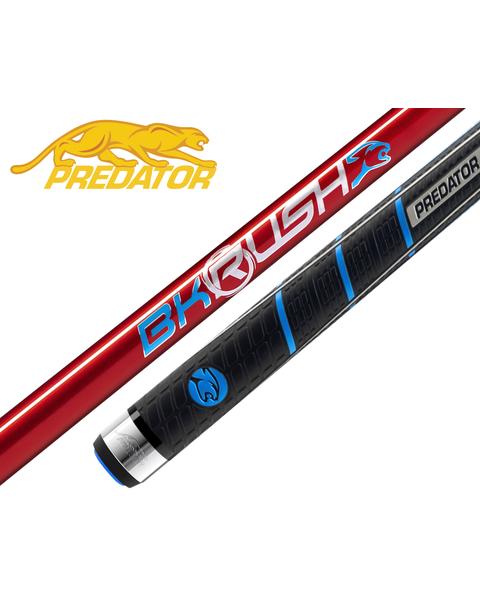 Predator Redline BK Rush Break Cue - Sport Grip