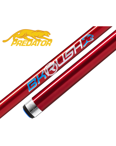 Predator Redline BK Rush Break Cue - No Wrap