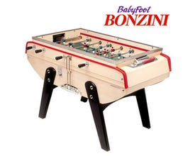 Bonzini B60 Muntinworp Tafelvoetbal / Voetbaltafel - glazen blad
