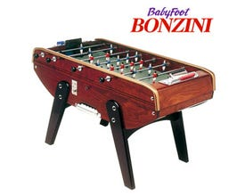 Bruin Bonzini B60 Muntinworp Tafelvoetbal / Voetbaltafel