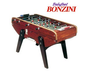 Brown Bonzini B60 Coin-Op Foosball / Table Soccer