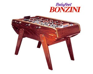 Baby Foot Bonzini B90 Rustique marron
