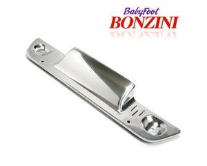 But en Aluminium Poli Pour Baby Foot Bonzini - Pièce détachée rechange