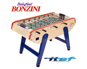 Bonzini B90 Official ITSF Foosball Table / Table Soccer