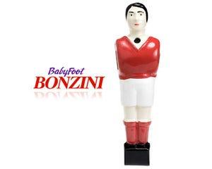 Red Player for Bonzini Foosballs - Foosball Parts