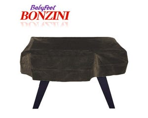 Black Cover for Bonzini Foosballs - Foosball Parts