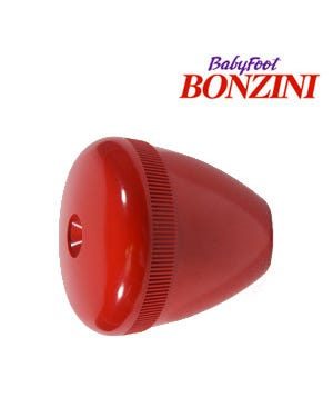 Bonzini Round Foosball Handle Red