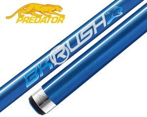 Predator Blue Streak BK Rush Break Cue - NW