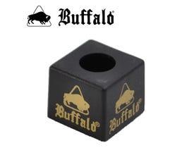 Schwartz Buffalo Billard Kreidehalter