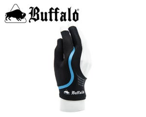 Buffalo Reversible Glove - Black/Blue