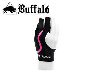 Buffalo Omkeerbare Handschoen - Zwart/Roze