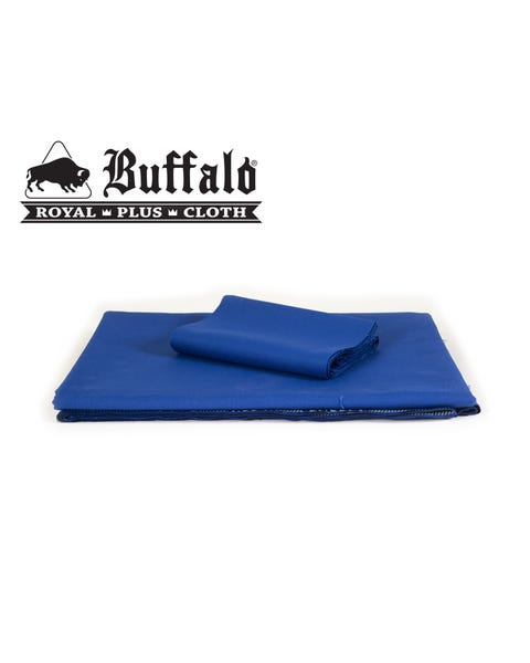 Buffalo Royal Plus Ocean Blue - Pre-cut set with rails