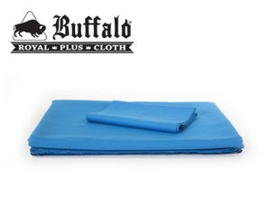 Buffalo Royal Plus Grand Prix Blue - Pre-cut set with rails