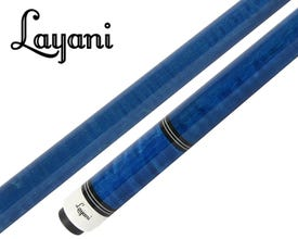 Layani Blue Cameleon Billiard Cue